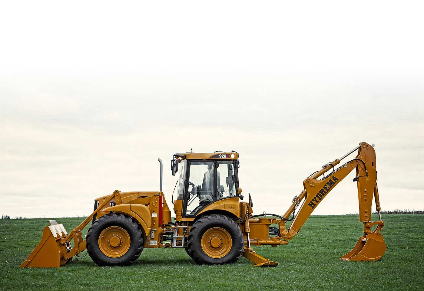 Simply the best backhoe loader on the market!
